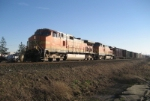 BNSF 4647 North